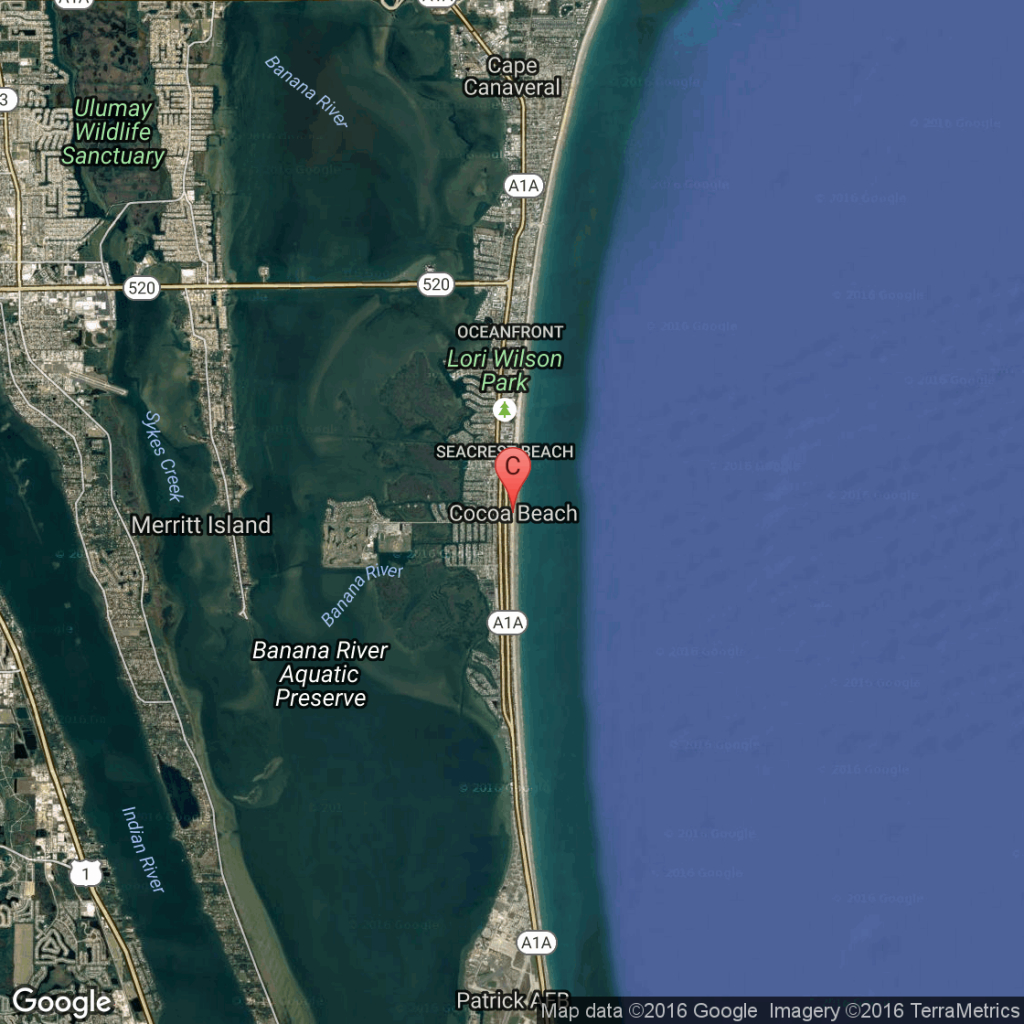 Hotels That Are Good For Families In Cocoa Beach, Florida | Usa Today - Map Of Hotels In Cocoa Beach Florida