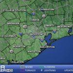 Houston Weather News, Forecast, Radar   Live Doppler 13 Hd   Abc13   Radar Map For Houston Texas
