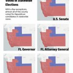 How Collier County Voted In Florida's Midterm Elections   Collier County Florida Map