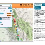 How To Find Free Camping   Freecampsites   Southern California Campgrounds Map