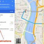 How To Get Driving Directions And More From Google Maps   Printable Driving Directions Google Maps