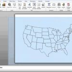 How To Make A Printable Map In Powerpoint   Youtube   How To Make A Printable Map