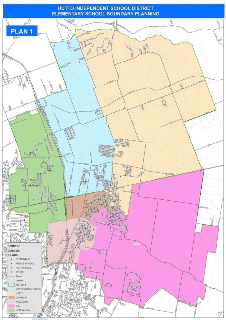 Hutto Isd Trustees Approve 2016-17 Zoning Changes | Community Impact - Hutto Texas Map