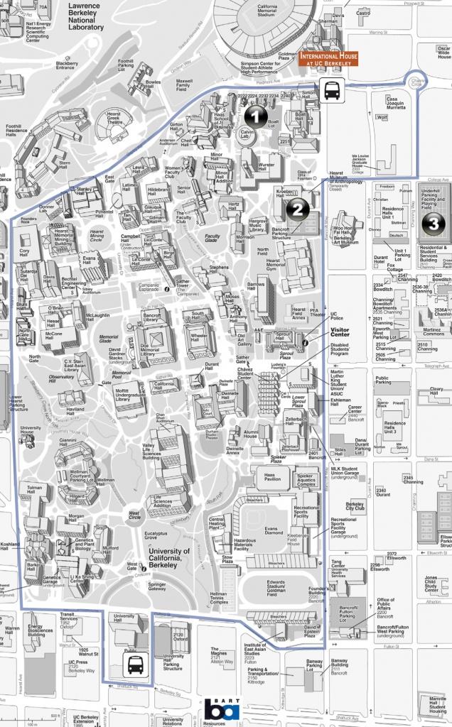 I-House Location, Parking & Public Transit - Berkeley California Google Maps