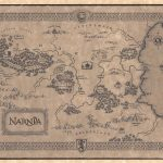 Image Result For Map Of Narnia Printable | Office In 2019 | Map Of   Printable Map Of Narnia