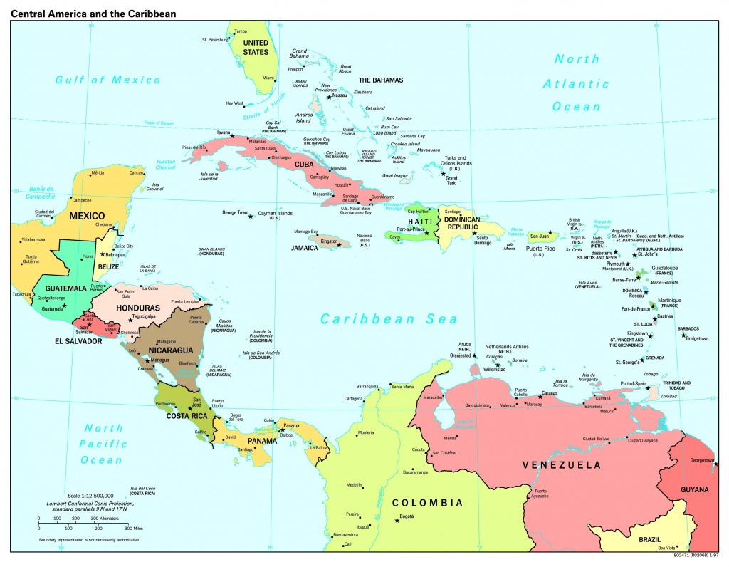 Imperialism In Latin America Map Of South With Capitals Spanish At - Printable Map Of Spanish Speaking Countries