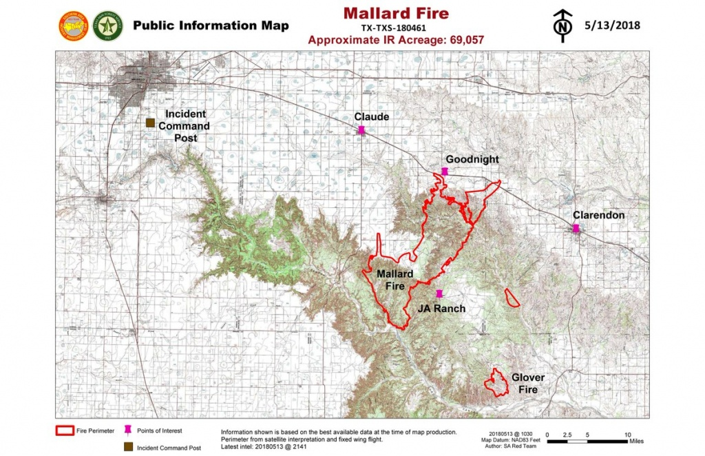 """Incident Information - Texas A&m Forest Service On Twitter: """"update - Texas Forestry Fire Map"""