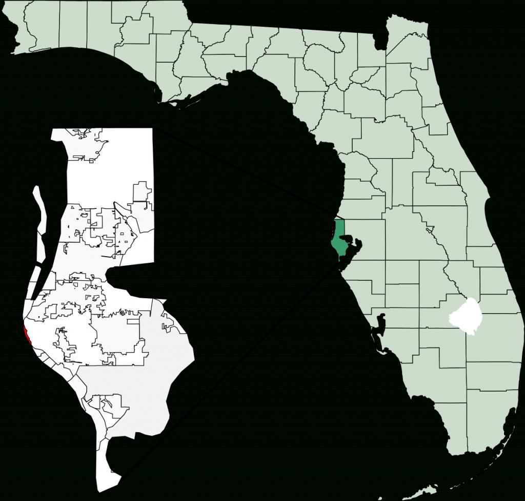 Indian Shores, Florida - Wikipedia - Indian Harbor Beach Florida Map