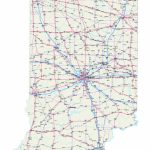 Indiana Maps   Indiana Map   Indiana Road Map   Indiana State Map   Indiana State Map Printable