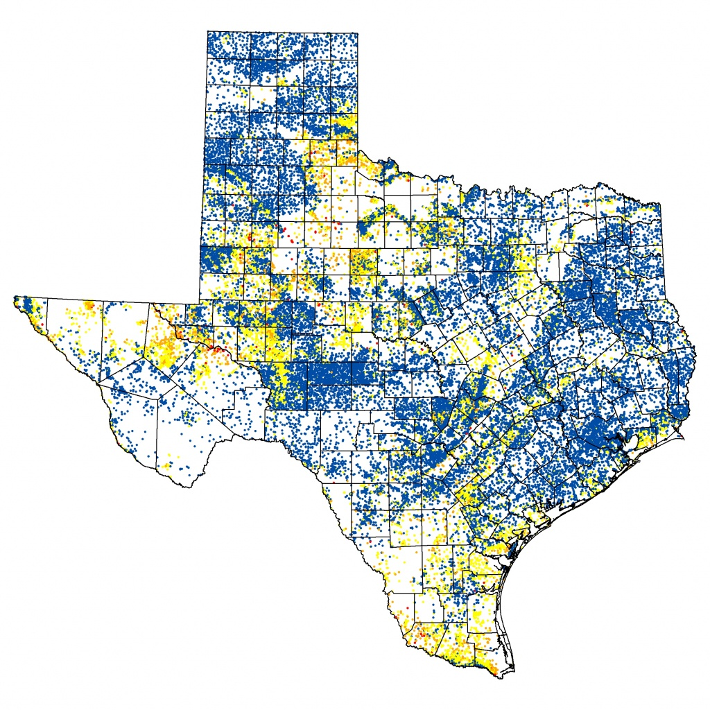 Innovative Water Technologies - Bracs   Texas Water Development Board - Texas Water Well Map