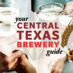 Interactive Map: Here Is Your Guide To More Than 80 Breweries In   Texas Breweries Map