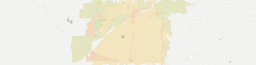 Internet Providers In Norco, Ca: Compare 17 Providers - Norco California Map