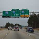 Interstate 20   Interstate Guide   Texas Mile Marker Map I 20