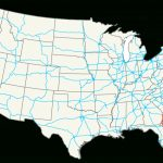 Interstate 95   Simple English Wikipedia, The Free Encyclopedia   Map Of I 95 From Nj To Florida