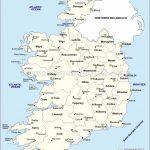 Ireland Maps | Printable Maps Of Ireland For Download   Printable Map Of Ireland Counties And Towns