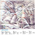 Iron Mountain   Skimap   Southern California Ski Resorts Map