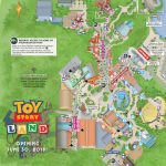Is There A Soft Opening For Toy Story Land At Disney's Hollywood   Toy Story Land Florida Map