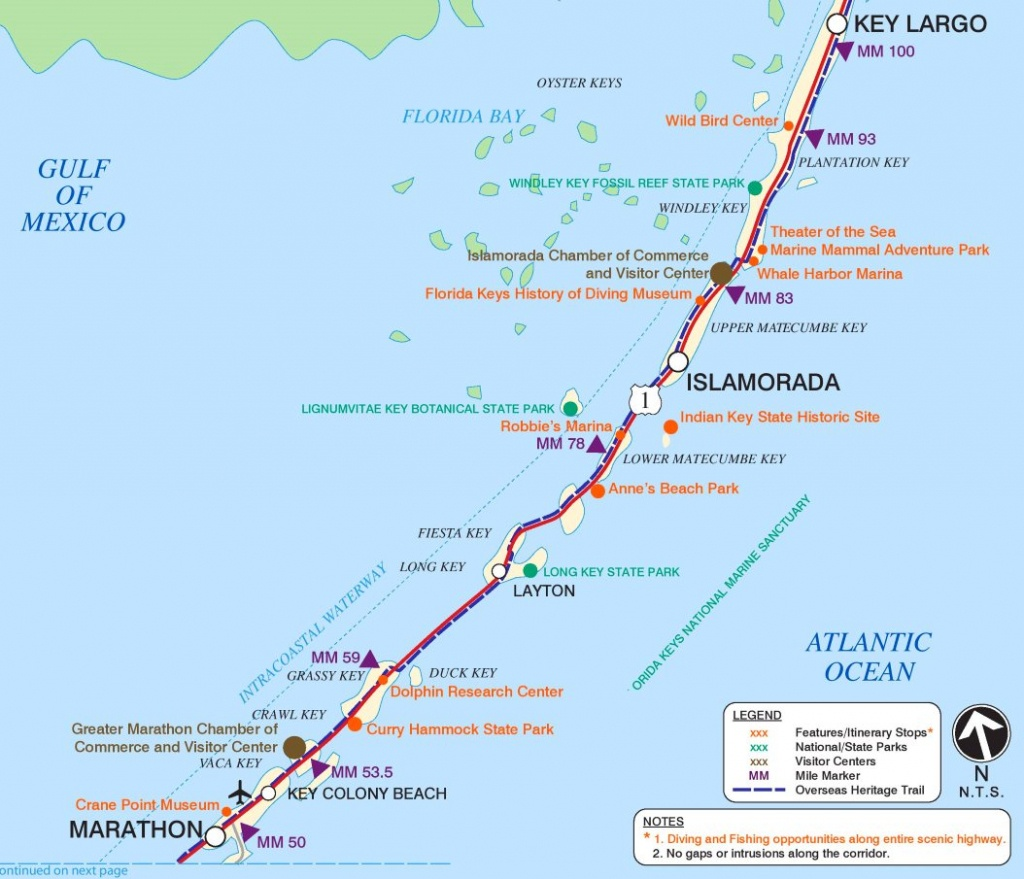 Islamorada Area Map - Islamorada Florida Map