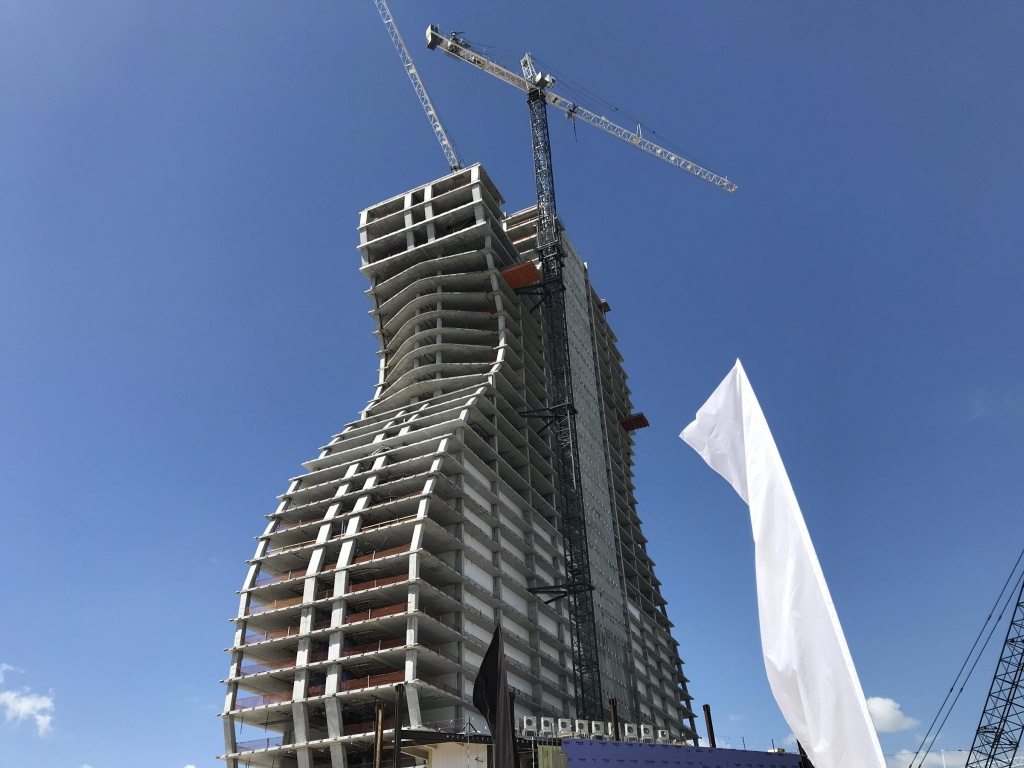 It's Gonna Put Us On The Map': Seminole Hard Rock Tops Off Giant - Florida Casinos Map