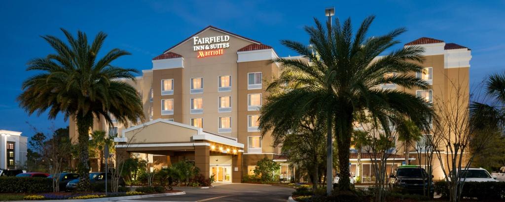 Jacksonville, Fl Hotels   Fairfield Inn & Suites Jacksonville - Map Of Hotels In Jacksonville Florida