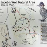 Jacobs Well Natural Area In Wimberley, Texas   A Visitwimberley   Texas Hiking Trails Map