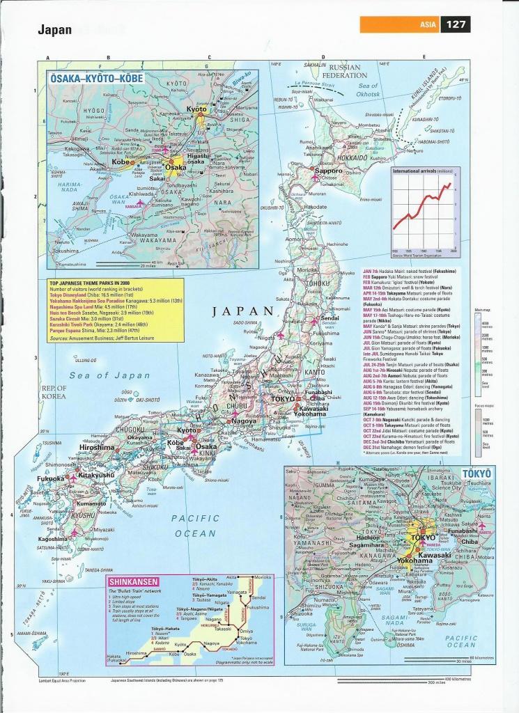 Japan Maps | Printable Maps Of Japan For Download - Printable Map Of Japan