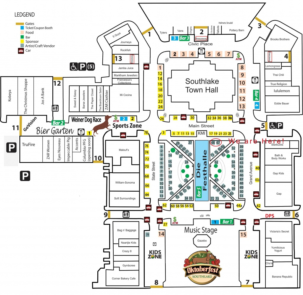 Join Us For Southlake's Oktoberfest   Texas As I See It - Where Is Southlake Texas On A Map Of Texas