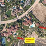 Justin Bieber Sentenced After No Contest Plea In Calabasas Egg   Google Maps Calabasas California