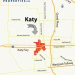 Katy Tx Map | Great Maps Of Houston | Houston Real Estate, Real   Katy Texas Map
