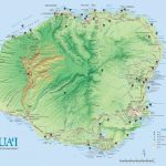 Kauai Island Maps & Geography | Go Hawaii   Printable Map Of Kauai