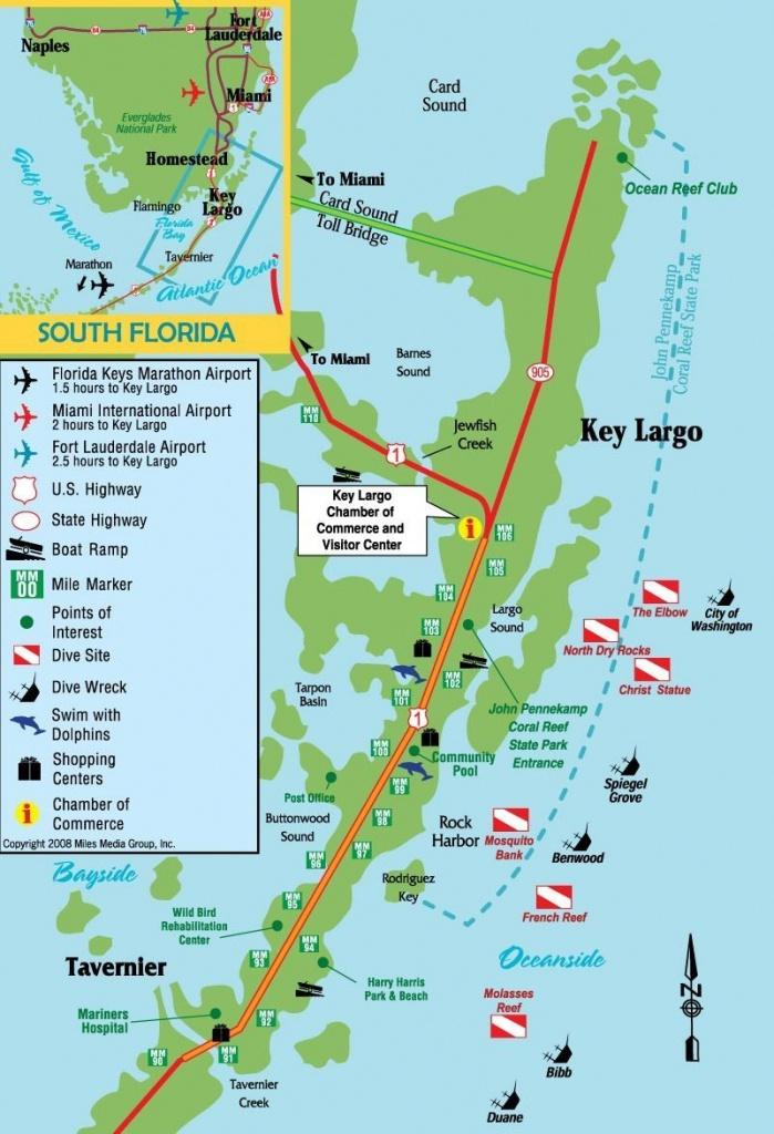 Key Largo, Florida #scubadivingsites | Travels In 2019 | Key Largo - Cayo Marathon Florida Map
