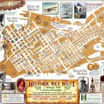 Key West Historic Marker Maps And Heritage Trails   Printable Map Of Key West