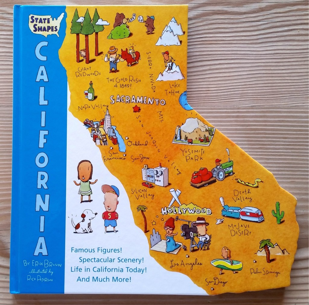 Kids Map Of California Shapes X Best Photo Gallery For Website - California Map For Kids