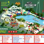 Kissimmee Theme Park Map | Fun Spot Kissimmee Map   Map Of Theme Parks In Florida