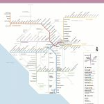 L.a. Olympics And Paralympics: What Our Transit System Will Look   California Metro Rail Map