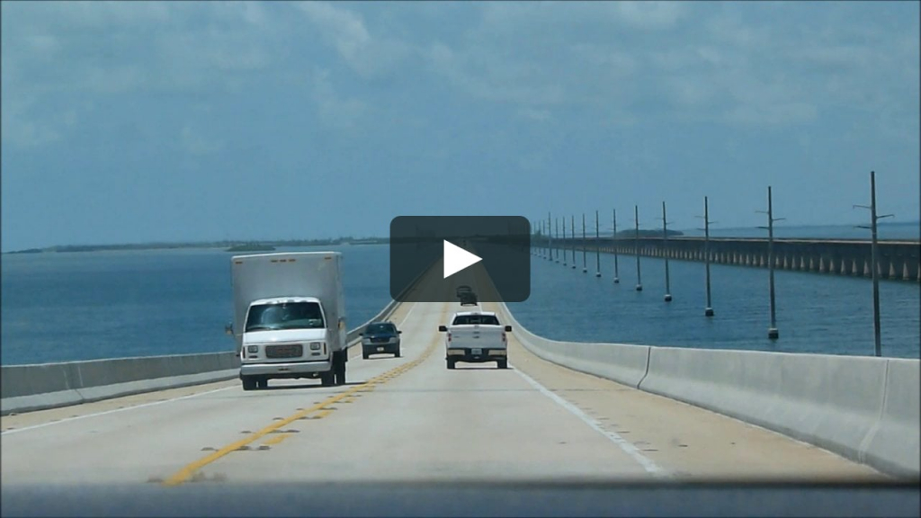 La Carretera De Los Cayos De Florida (De Miami A Key West) On Vimeo - Los Cayos Florida Map