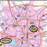 Lackland Afb/security Hill   Lackland Texas Map