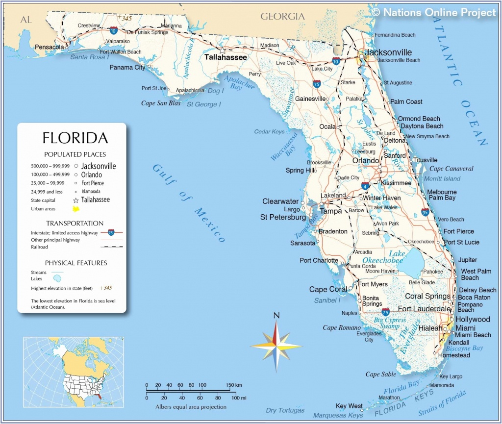 Lake City Florida Map Elegant Best Beaches In California Map - Naples Florida Beaches Map