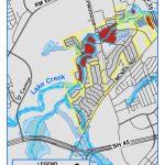 Lake Creek Flood Mitigation   City Of Round Rock   Round Rock Texas Flood Map