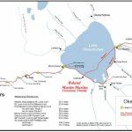 Lake Okeechobee Waterway Locks | Roland Martin Marina – Fishing Map Of Lake Okeechobee Florida