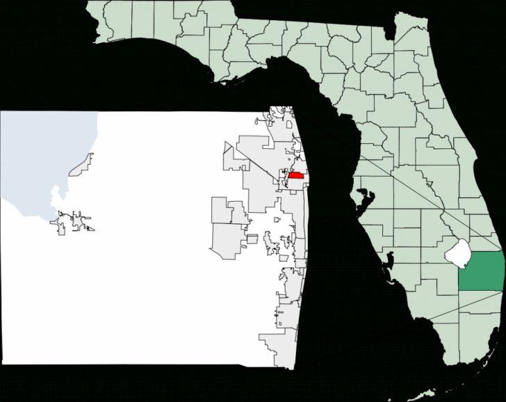 Westlake Florida Map