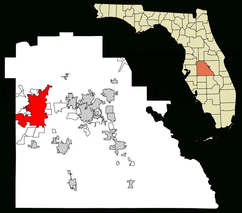 Lakeland, Florida - Wikipedia - Webster Florida Map