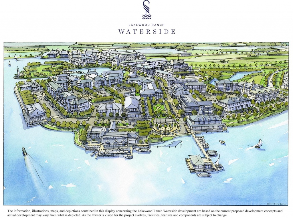 Lakewood Ranch Set To Expand Southward - News - Sarasota Herald - Lakewood Ranch Map Florida