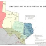 Land Grants | The Handbook Of Texas Online| Texas State Historical   Texas Mineral Classified Lands Map