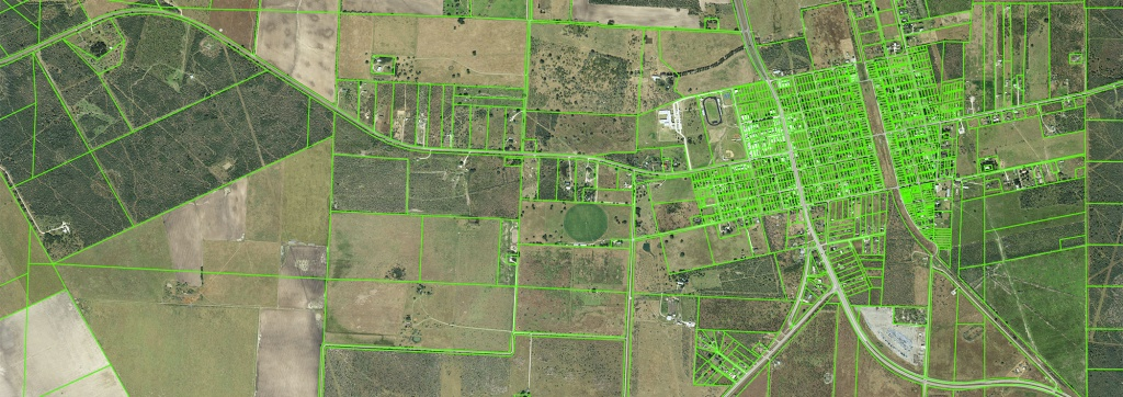 Land Parcels | Tnris - Texas Natural Resources Information System - Texas Parcel Map