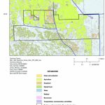 Land Use In The Big Cypress Seminole Indian Reservation, Florida   Florida Land Use Map