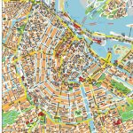 Large Amsterdam Maps For Free Download And Print | High Resolution   Tourist Map Of Amsterdam Printable