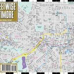 Large Baltimore Maps For Free Download And Print   High Resolution   Printable Map Of Baltimore