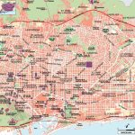 Large Barcelona Maps For Free Download And Print | High Resolution   Printable Map Of Barcelona