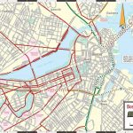 Large Boston Maps For Free Download And Print | High Resolution And   Printable Map Of Boston
